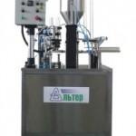 Дозировочно-упаковочный автомат карусельного типа «АЛЬТЕР-01»
