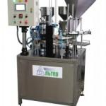 Дозировочно-упаковочный автомат карусельного типа «АЛЬТЕР-01» для трехкомпонентных сыпучих продуктов