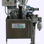 Дозировочно-упаковочный автомат карусельного типа «АЛЬТЕР-01» для фасовки творожной или сырковой массы