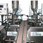 Дозировочно-упаковочный автомат карусельного типа «АЛЬТЕР-02»