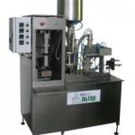 Полуавтомат розлива и упаковки жидких продуктов в картонную упаковку типа PURE PAK «АЛЬТЕР-04»