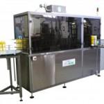 Автомат розлива и упаковки жидких продуктов в картонную упаковку типа PURE PAK «АЛЬТЕР-04А», производительность 3000 упак/час