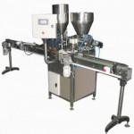 Устройство дозирования «АЛЬТЕР-05», для двухкомпонентных пастообразных продуктов в стеклянную тару
