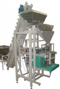 Фасовочный автомат для семечек и других сыпучих продуктов