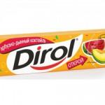 Dirol вышел в обновленной упаковке