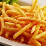 Запрос на линию для производства картофеля фри замороженного