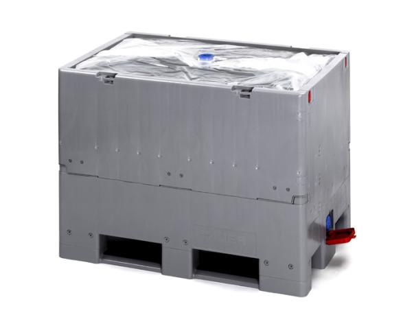 Рассмотрите возможность поставки асептических мешков bag-in-box 250 литров в размере минимальной партии с доставкой до г.Самары