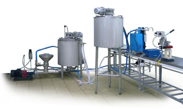Хотим купить мини-завод для производства восстановленного сока (из концентрата)