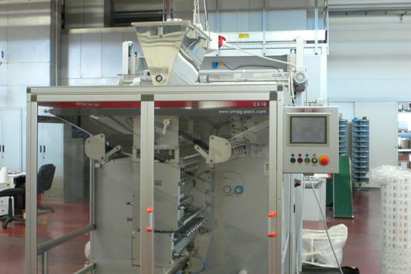 Запрос на бу оборудование: станок Омаг фасовщик-автомат сыпучих продуктов