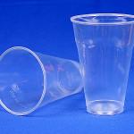 Нужны прозрачные стаканы из полипропилена