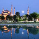 Лето 2017 года: На отдых в Турцию.